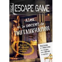 Escape game de poche spécial Toutankhamon