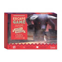 Escape Game Junior - Contre le Minotaure