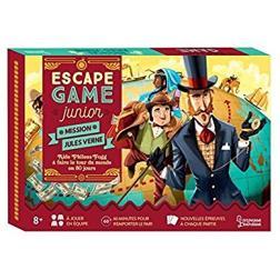 Escape Game Junior - Mission Jules Vernes