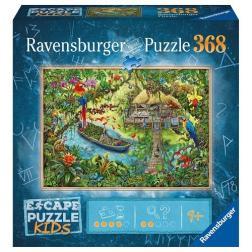 Escape Puzzle Kids : Un safari dans la jungle