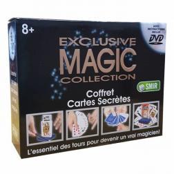 Exclusive Magic Collection : Coffret Cartes Secrètes