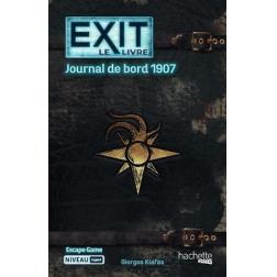 EXIT, le livre : Journal de bord 1907