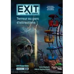 EXIT, le livre : Terreur au Parc d'attractions