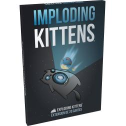 Exploding Kittens : Imploding Kittens ext.