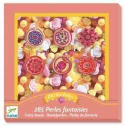 Foisons de perles : fleurs