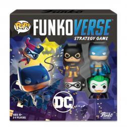 Funkoverse : DC Comics : Set de base