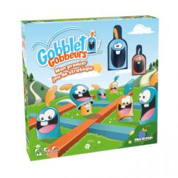 Gobblet Gobblers plastique (boite bleu)
