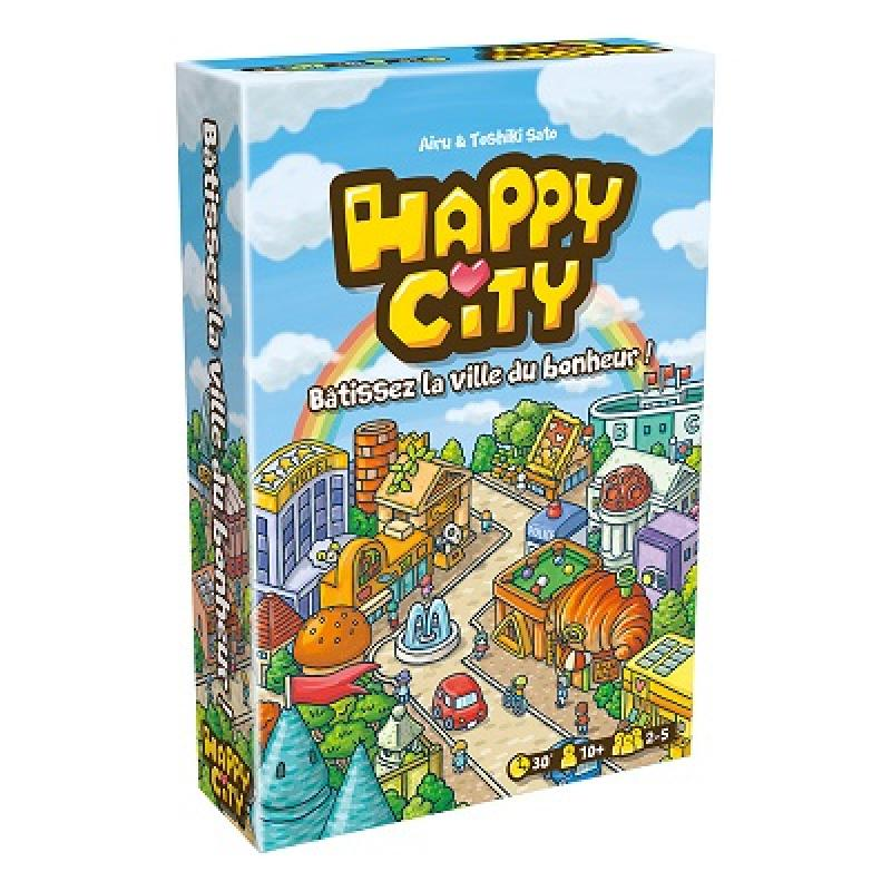 0Happy City