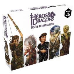 Héros & Dragons : Boite d'Initiation Rôle 'N Play