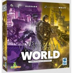 It's a Wonderful World extension Corruption et Ascension