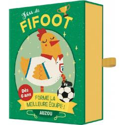 Jeu de Fifoot - Forme la meilleure équipe !