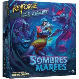Keyforge : Sombre Marées (boite de départ)