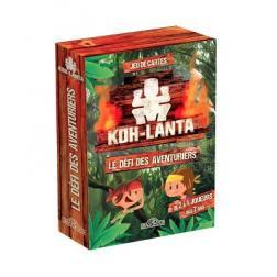Koh-Lanta : Le jeu de cartes : le jeu des aventuriers