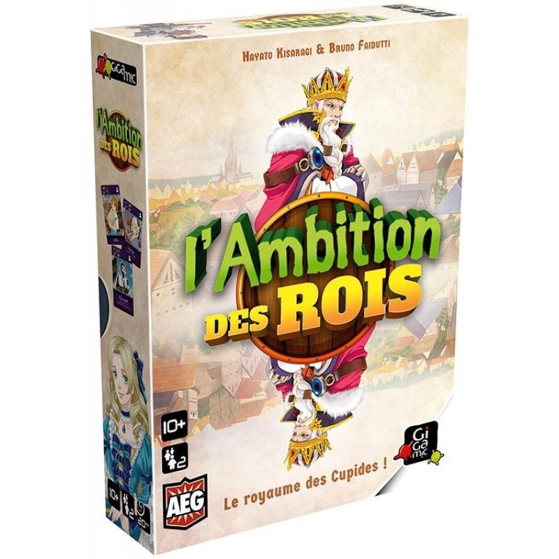 0L'ambition des rois