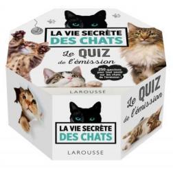 La vie secrète des chats - Le grand quiz