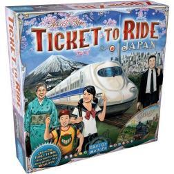 Les aventuriers du Rail - Japon / Italie extension