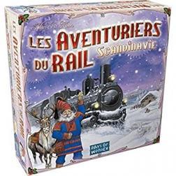 Les aventuriers du Rail : Scandinavie
