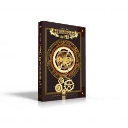 Les magiciens du fer : La BD dont vous êtes le héros
