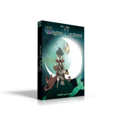 Magica Tenebrae : La BD dont vous êtes le héros