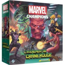 Marvel Champions : L'avèvement de Crâne Rouge