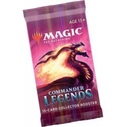 MTG : Booster collector Commander Legendes FR