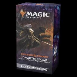 MTG : Forgotten Realms Kit A.P FR