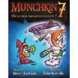 Munchkin ext 7 : ooohh le gros tricheur