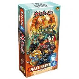 Mutants : Le jeu de cartes Extension Niveau Supérieur