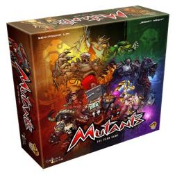 Mutants : Le jeu de cartes