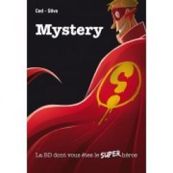 Mystery : La BD dont vous êtes le super héros