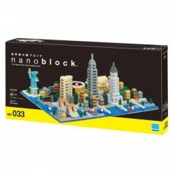 Nano Block New York