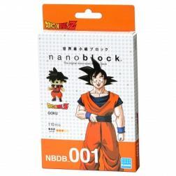 NanoBlock Goku