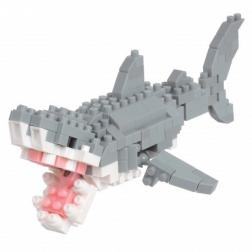 NanoBlock Grand Requin Blanc
