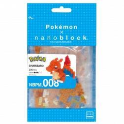 NanoBlock Pokémon Dracaufeu