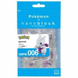 NanoBlock Pokémon Mewtwo