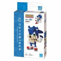 NanoBlock Sonic The Hedgehog