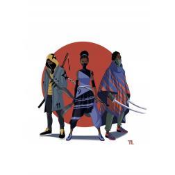 Ninja Team de Tony Laverdure - 285 pièces