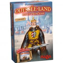 Odyssée-land : Extension Roi et Princesse