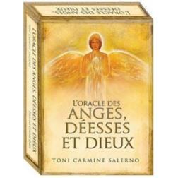 Oracle des Anges Deesses et Dieu