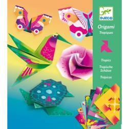 Origami : Tropiques