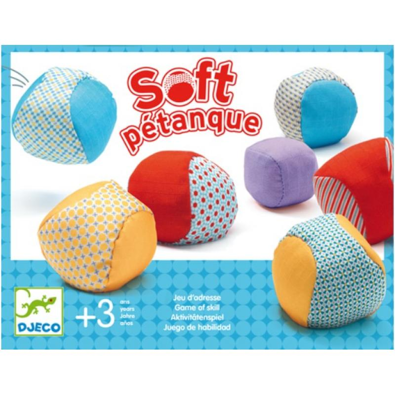 0Pétanque souple : Soft Pétanque
