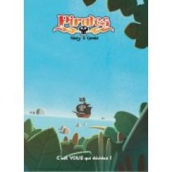 Pirates, Livre 1 : La BD dont vous êtes le héros