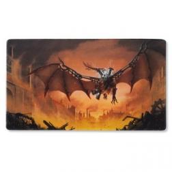 "Playmat Dragon Shield Copper ""Draco Primus"""