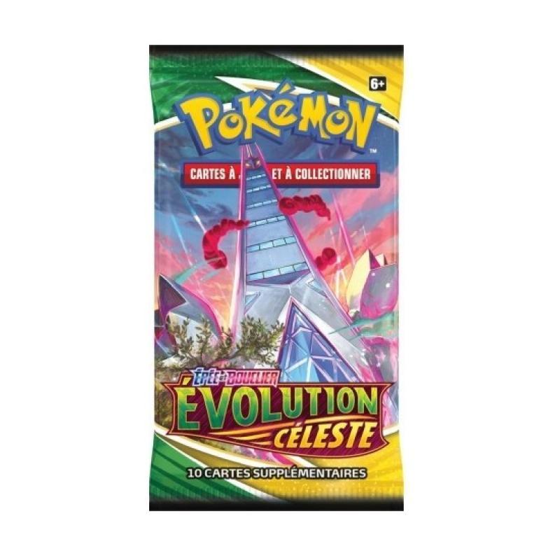 0Pokémon : booster Epée et Bouclier Evolution céleste