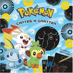 Pokémon - Cartes à gratter Galar (bleu)