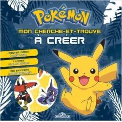 Pokémon - Cherche et trouve - pokémon - à créer