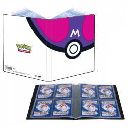 Portfolio Pokémon  4 pockets Master Ball A5