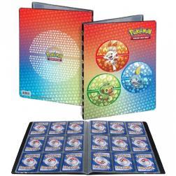 Portfolio Pokémon 9 Pocket - Pokémon Sword and Shield Galar Starters A4