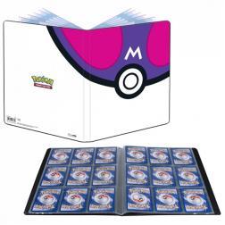 Portfolio Pokémon 9 pockets Master Ball A4