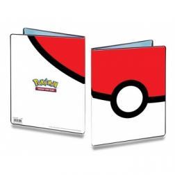 Portfolio Pokémon Pokeball A4
